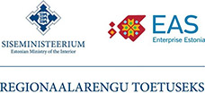 Logo Siseministeerium / EAS